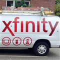 Comcast Xfinity Van