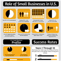 Infographic: What Makes Small Businesses Sink or Swim