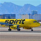 N534NK Spirit Airlines Airbus A319-132