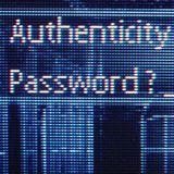 Authenticity required: password?