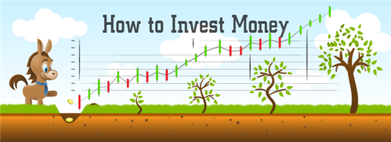 how to invest money with no idea where to begin