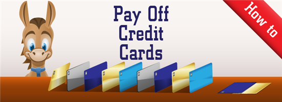 How to Pay Off Credit Cards