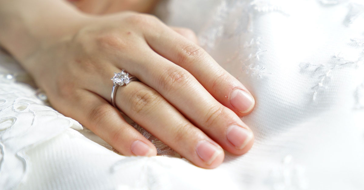 Engagement Ring Vs Wedding Ring What Is The Difference
