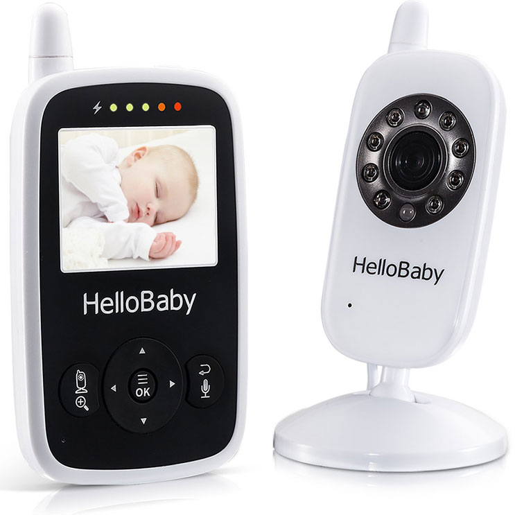 the best baby monitor of 2017 creditdonkey. Black Bedroom Furniture Sets. Home Design Ideas