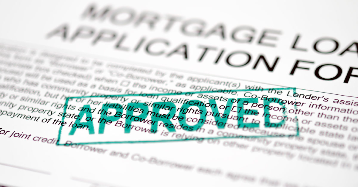 Pre Approved For A Mortgage Now What