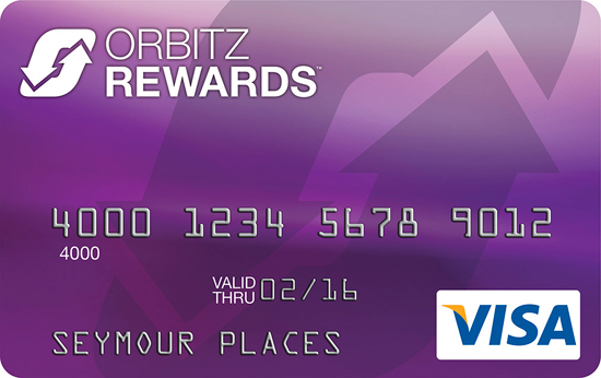 orbitz credit card review 2 rewards with no annual fee. Black Bedroom Furniture Sets. Home Design Ideas