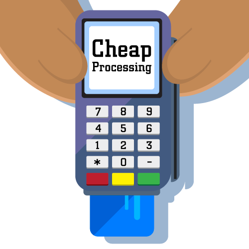 Cheap Rates Credit Debit Card Merchant Machine Terminal with Printer XEPAY