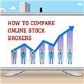 How to Compare Online Stock Brokers