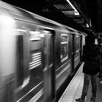 Speeding Subway # 2