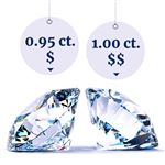 How much is 0.05 carats worth to you?