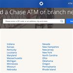 How to Find a Chase Branch or ATM