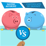Savings Accounts vs CDs