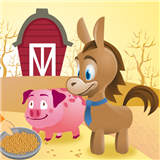Fable: Donkey and Pig
