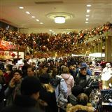 madhouse Macy's at Xmas