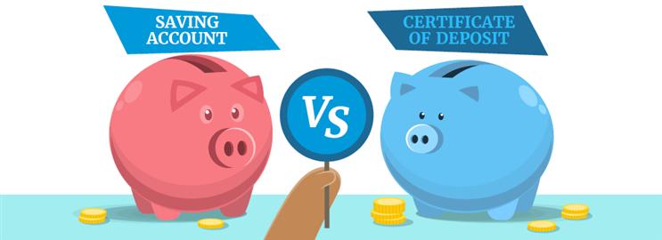 Savings Accounts vs CDs
