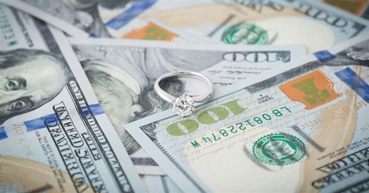 Study: Average Engagement Ring Cost