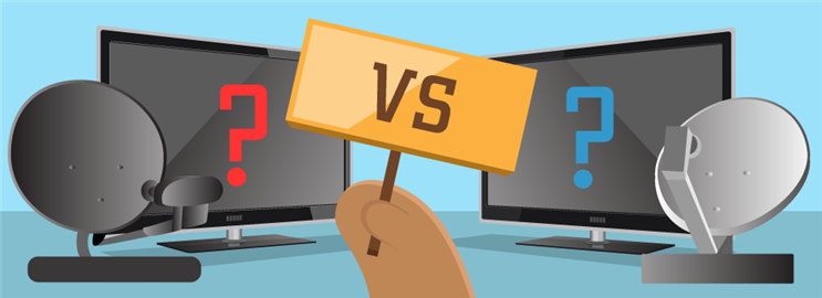 DIRECTV vs DISH: Which Service is Better?
