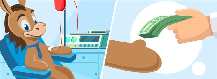 How to Donate Plasma for Money