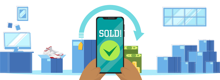 Best Apps to Sell Stuff Online and Near You