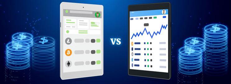 iTrustCapital vs Coinbase
