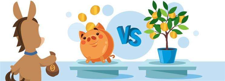 Savings vs Investing