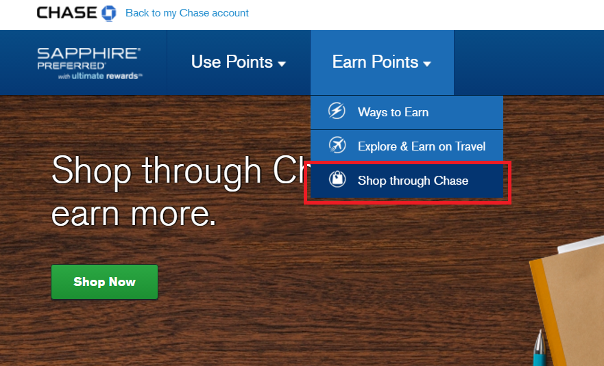 Visa Ultimate Rewards Travel Chase Sapphire