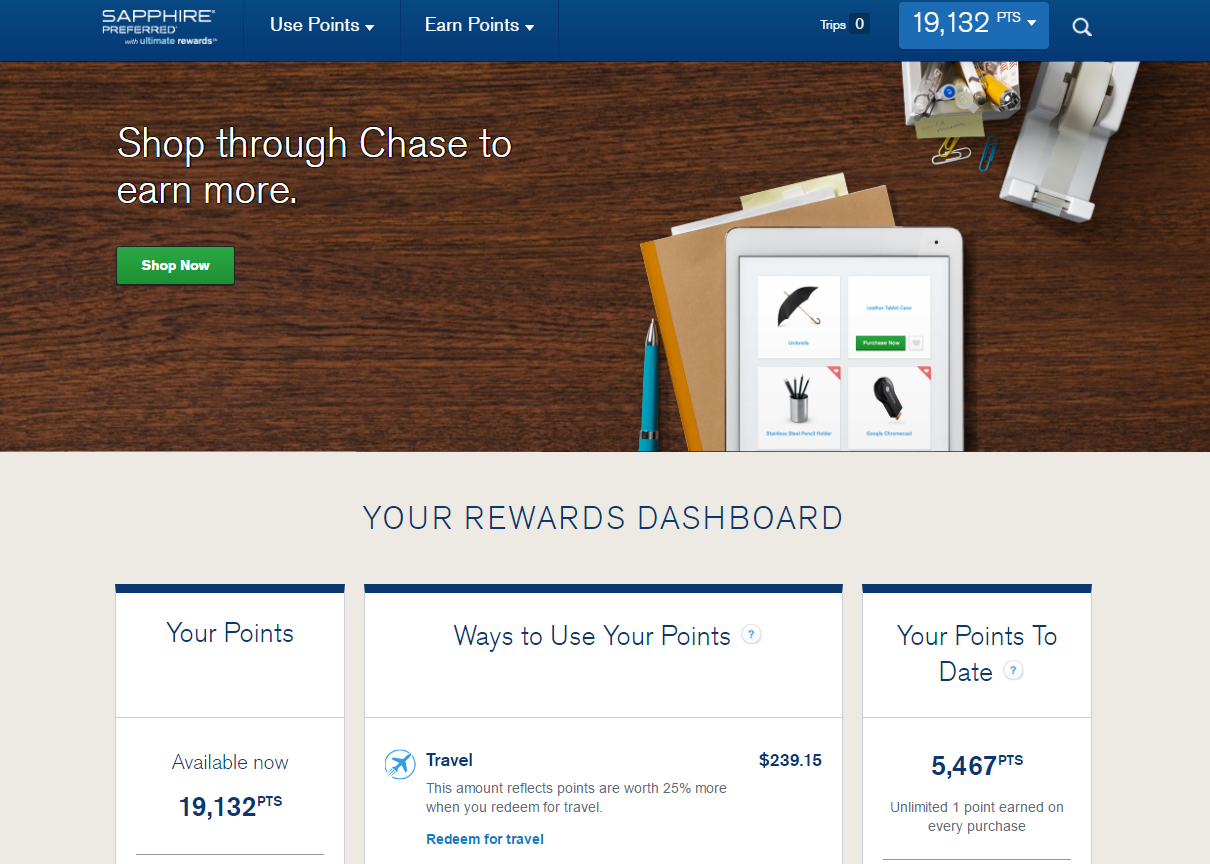 Chase Shopping Portal: What You Need to Know Before You Shop