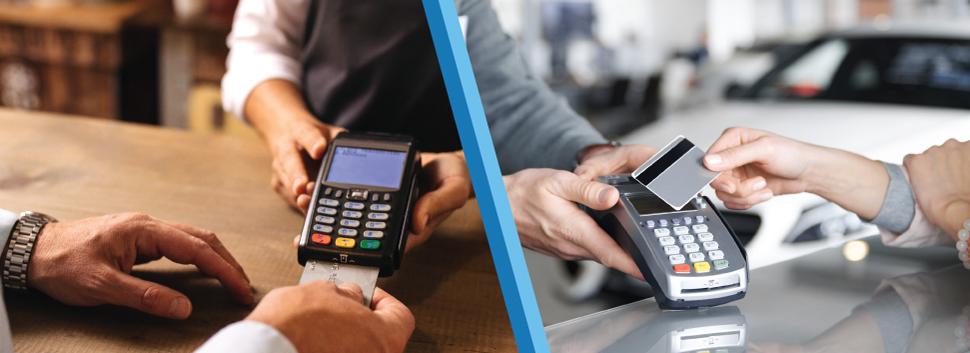 Online incasare credit card