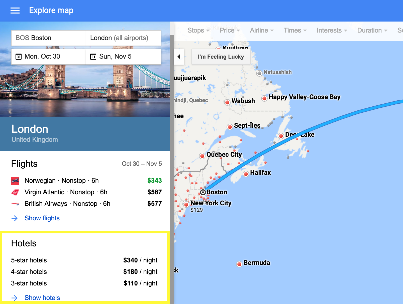 how to use google flights to find cheapest flights. Black Bedroom Furniture Sets. Home Design Ideas