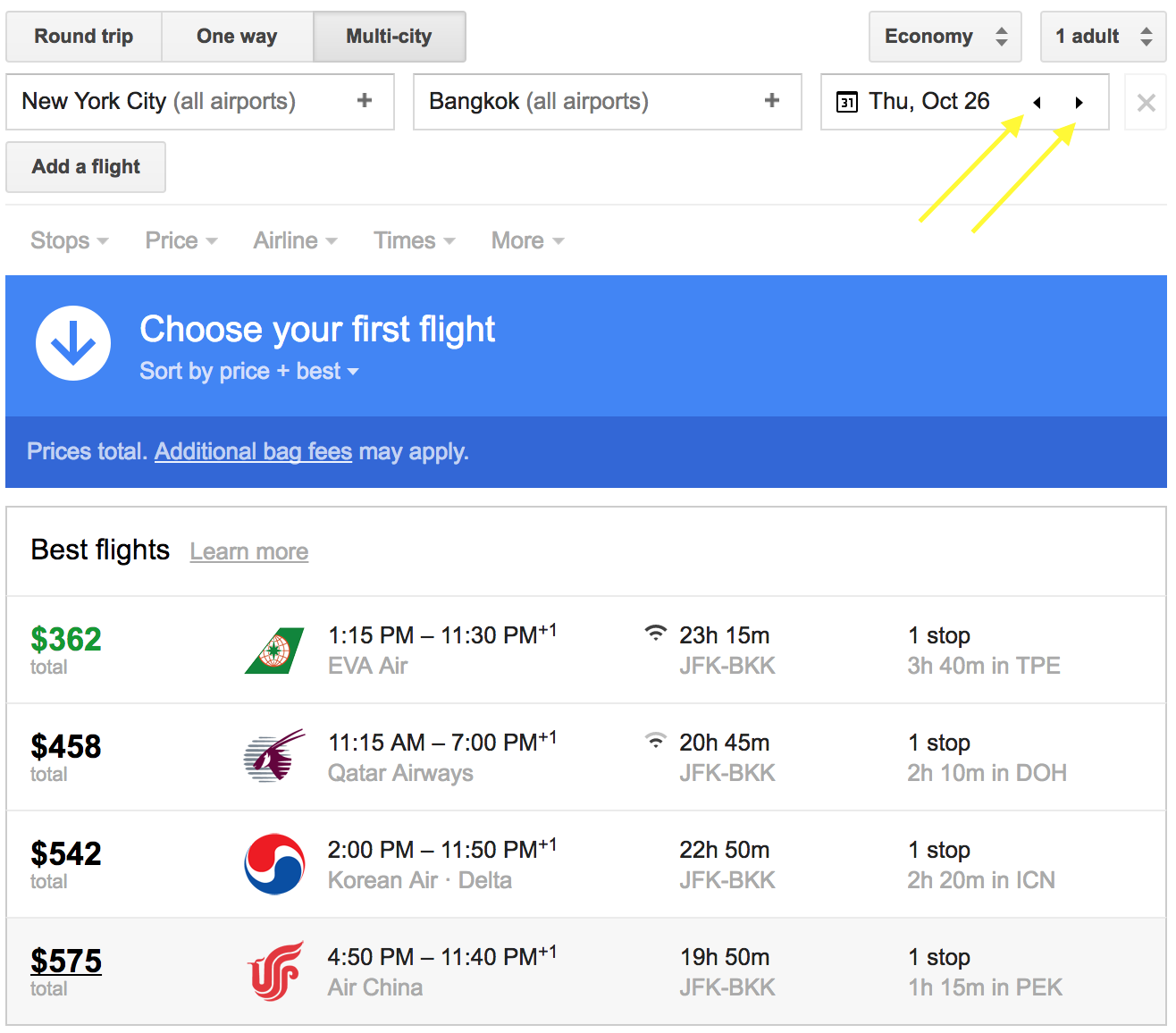How to Use Google Flights to Find Cheapest Flights
