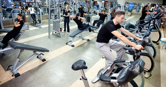 Gym membership or home gym creditdonkey - Imagenes de gimnasio ...