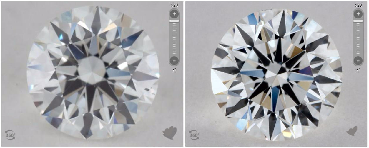 Diamond Fluorescence Good Bad Or Indifferent