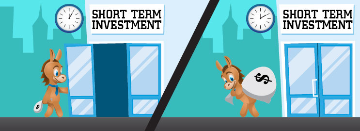 Short term investment options lloyds bank