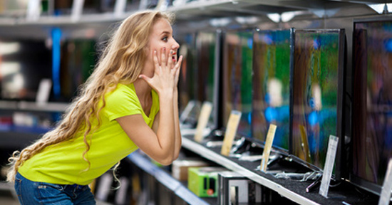 Study Best Place To Buy A TV Best Buy Vs Amazon Vs Costco - Abt tv sale