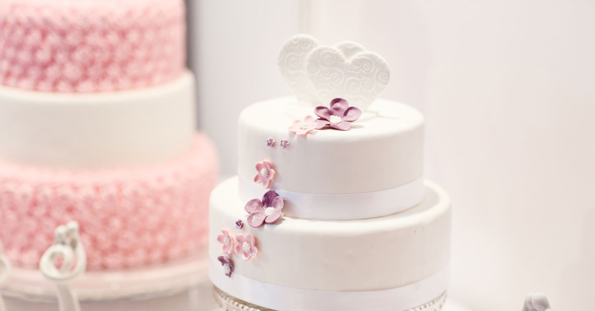 average wedding cake cost per slice study average cost of a wedding cake 10949