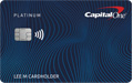 Compare Capital One Quicksilver vs Capital One Platinum