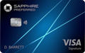 Chase Sapphire Preferred: 50,000 Bonus Points