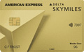 Compare American Express Gold Card vs Delta SkyMiles Gold